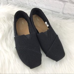 TOMS Classic Wooly Fleece Lined Shoes